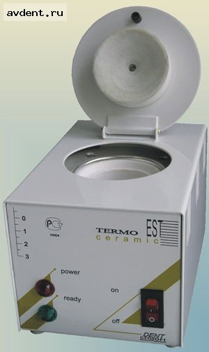 Гласперленовый стерилизатор THERMOEST ceramic (Геософт, Россия)Геософт